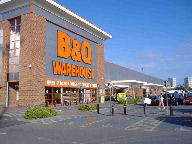 FileB and Q Warehouse Ayres Quay Sunderland  geographorguk  405794jpg  Wikimedia Commons