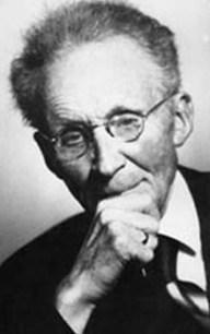 Vilhelm Bjerknes, father of modern meteorology.