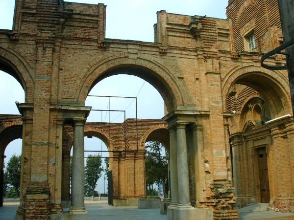 Rivoli Castle Italy