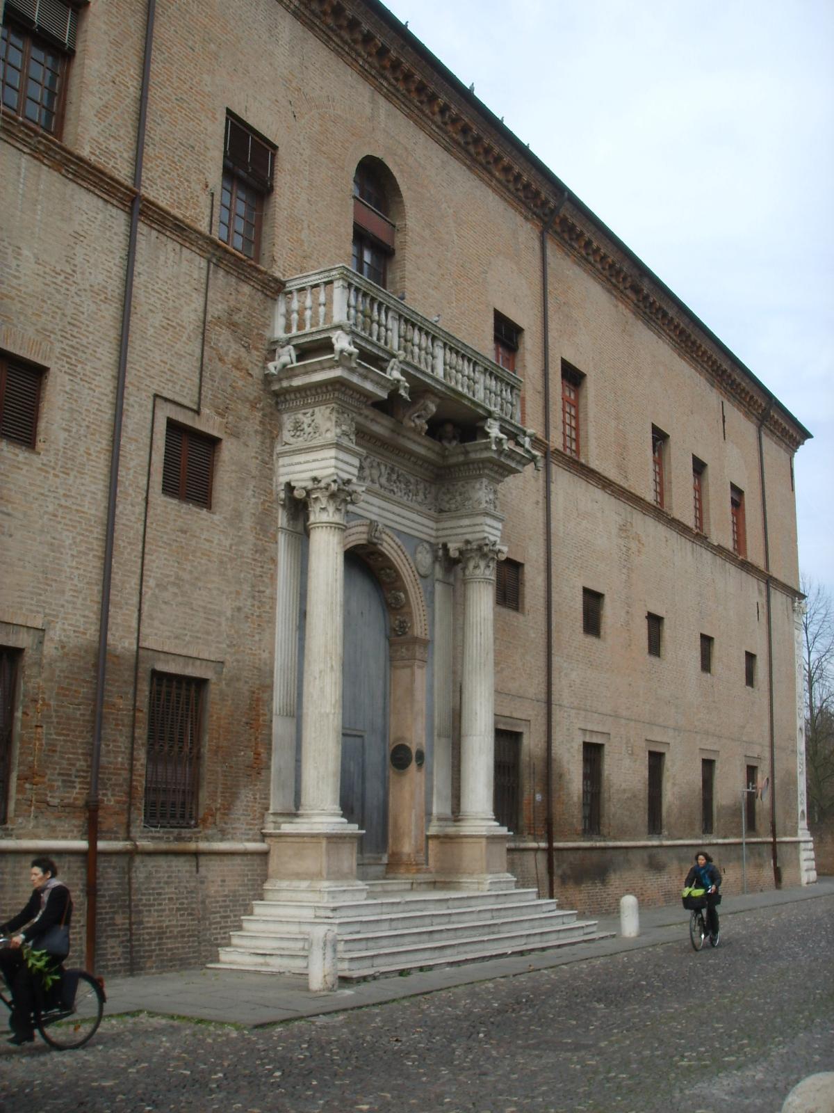 Palazzo ProsperiSacrati  Wikipedia
