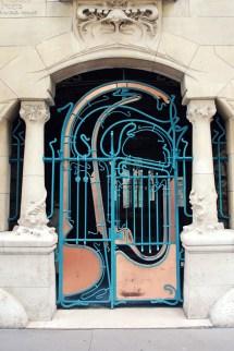 Hector Guimard Gate