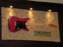 Storia del Rock: la chitarra di Eric Clapton