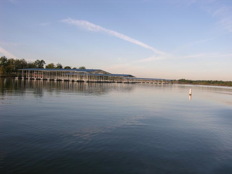 Kansas Hillsdale Lake Marina