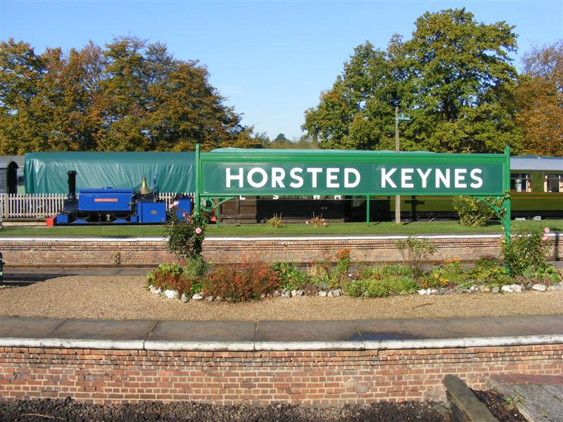 Horsted Keynes railway station  Wikipedia