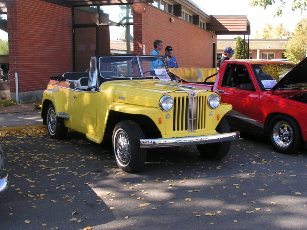 medium resolution of willys overland jeepster wikipedia 1948 jeepster wiring diagram
