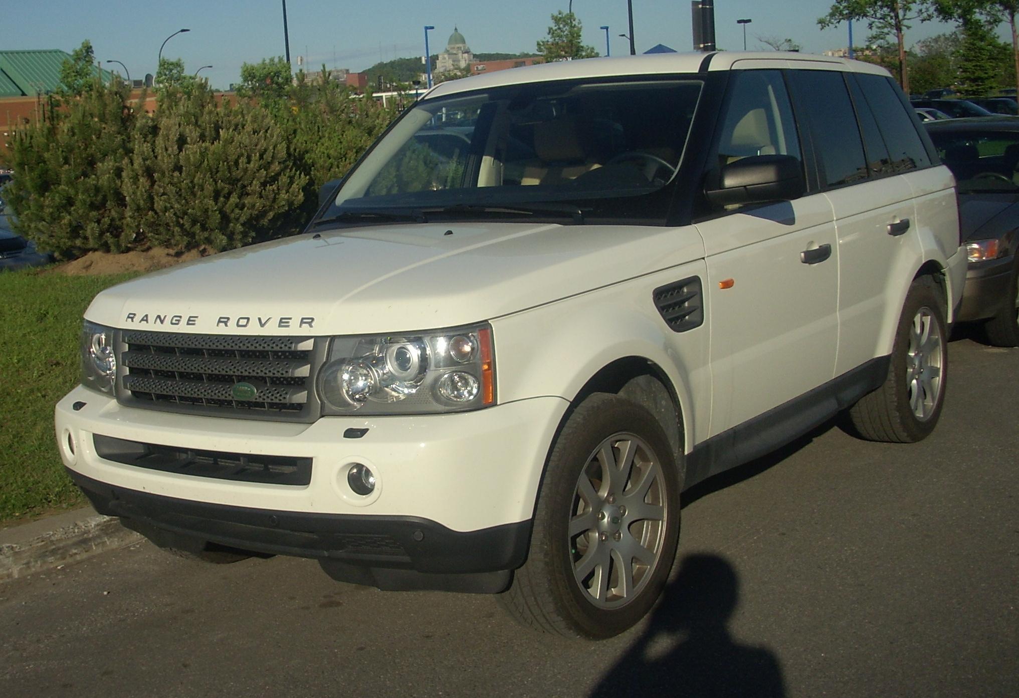 File Land Rover Range Rover JPG Wikimedia mons