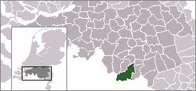 Location of Bergeijk