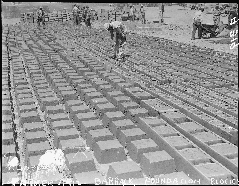 FileParker Arizona Thousands of concrete foundation