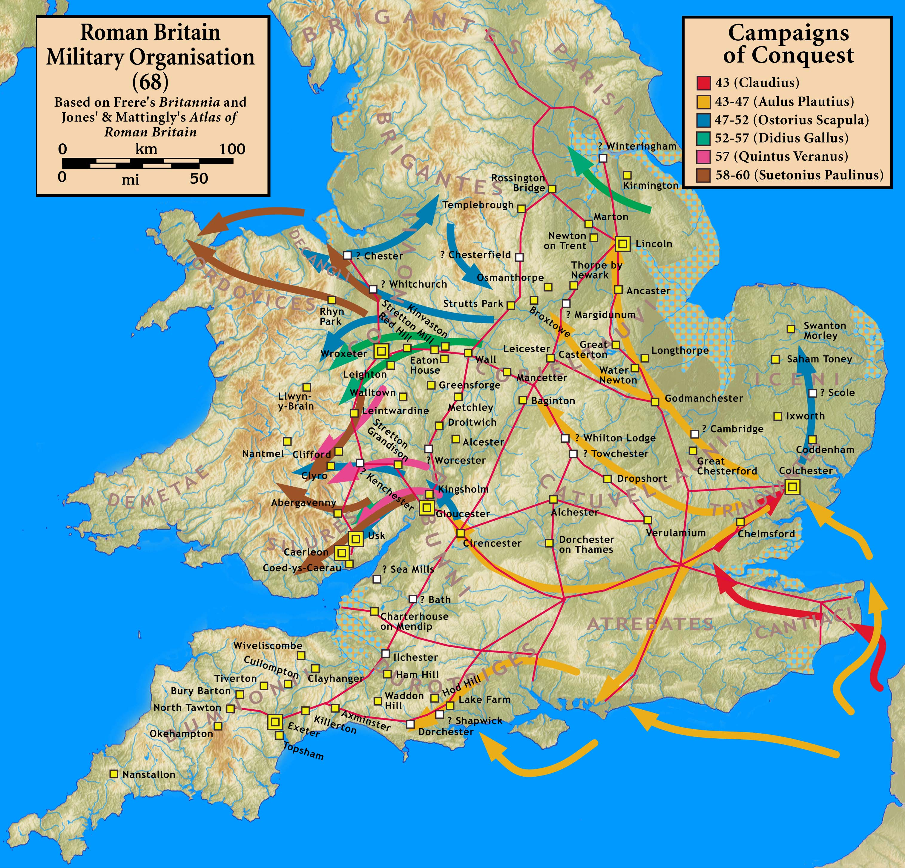 roman soldier diagram 96 civic headlight wiring file britain campaigns 43 to 60 jpg wikipedia