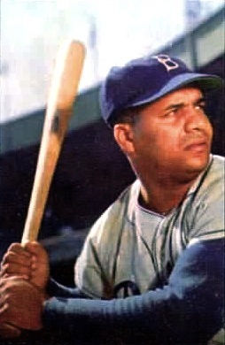 English: Brooklyn Dodgers catcher and Hall of ...