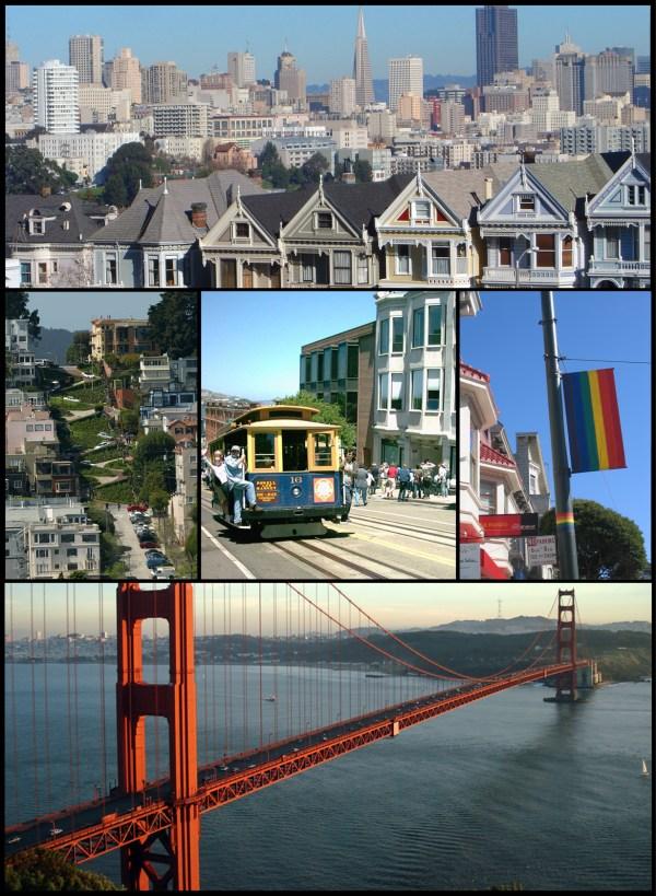 San Francisco California - Wikipedia La Enciclopedia Libre
