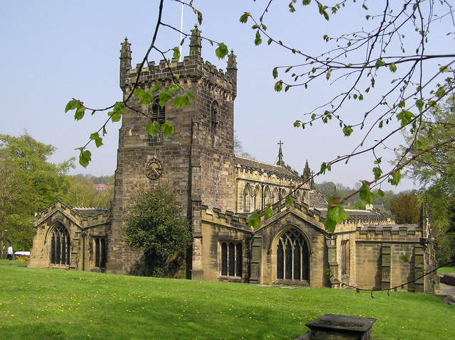 St Peter's Church, Birstall, Yorkshire