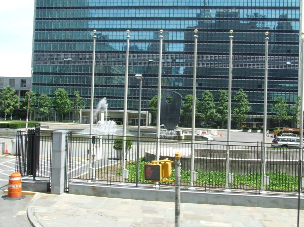 File United Nations Secretariat Building In June - Wikimedia Commons