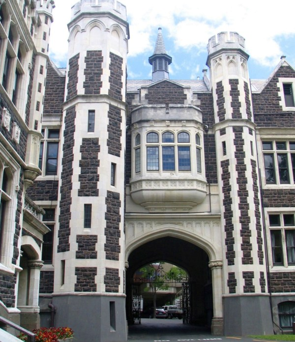 File University Of Otago Archway - Wikimedia
