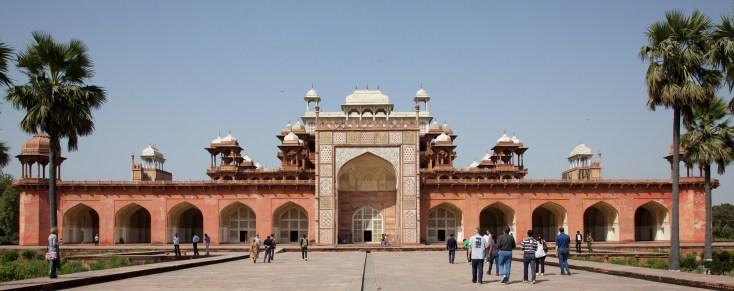 Image result for Akbar Tomb