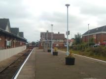 Cromer Railway Station
