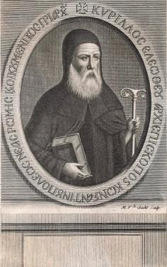 Ο Κύριλλος Λούκαρις