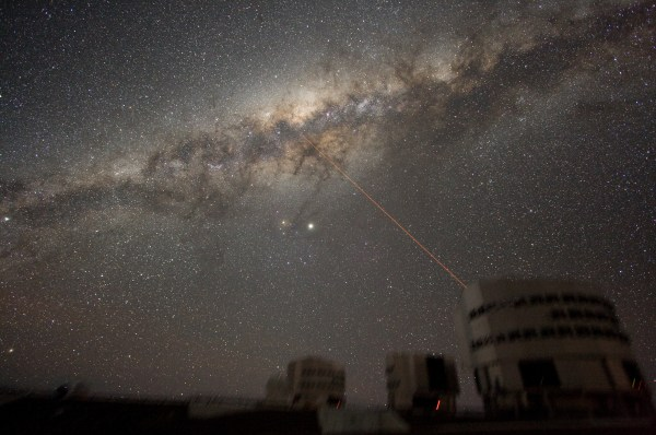 What Is at the Center of the Milky Way Galaxy
