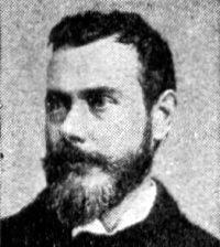 Francis Thompson, 1890s Photo of Francis Thomp...
