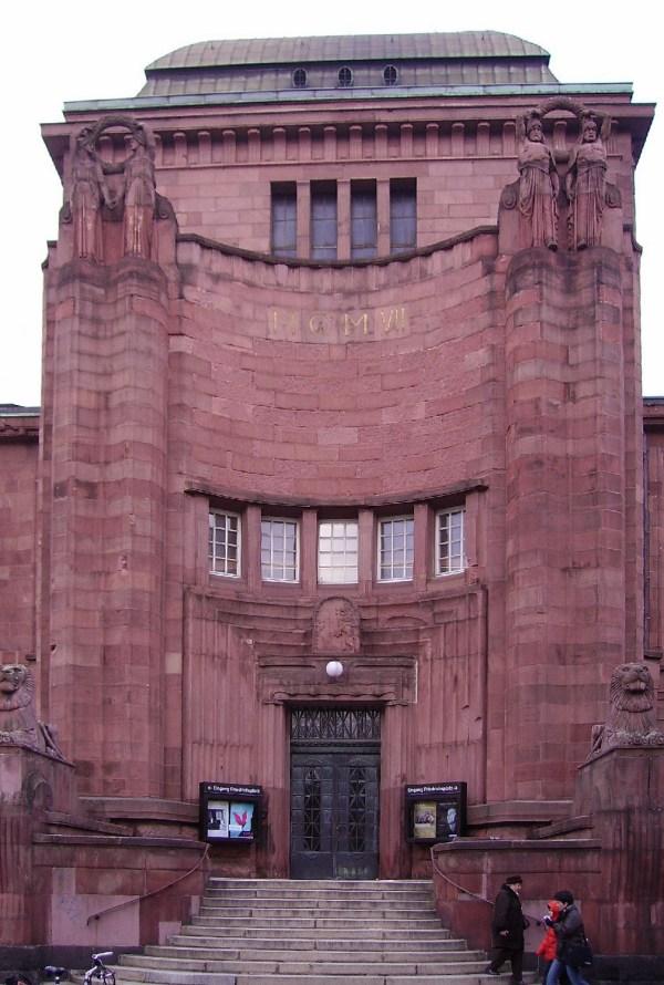 Kunsthalle Mannheim - Wikipedia