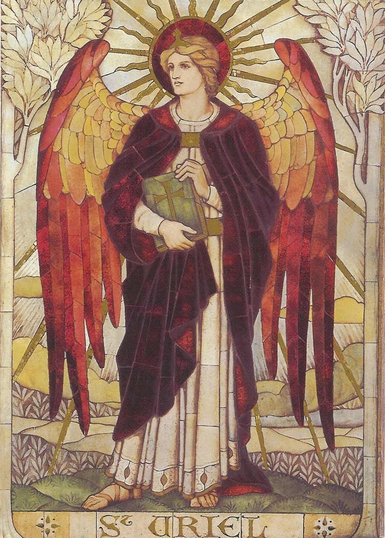 Qu Est Ce Qu Un Archange : archange, Uriel, Wikipédia