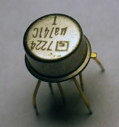 741 op amp circuit diagram [ 1481 x 987 Pixel ]