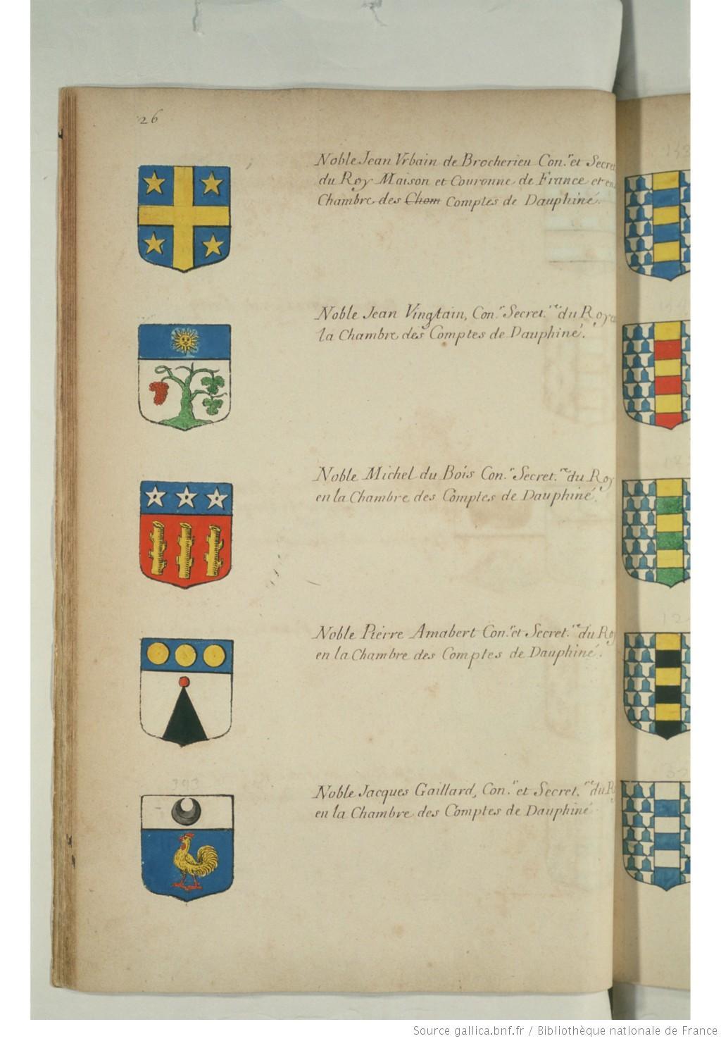 Grand Armorial De France Tome 4 : grand, armorial, france, Armorial, Général, France, Wikipédia
