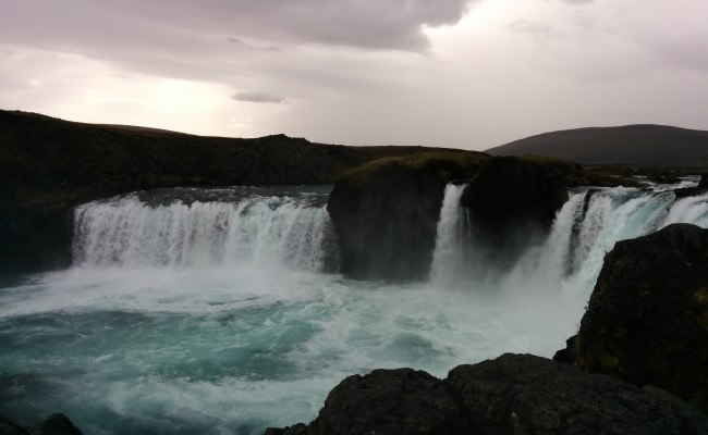 File Dettifoss Waterfall Iceland Eric Marchese Jpg