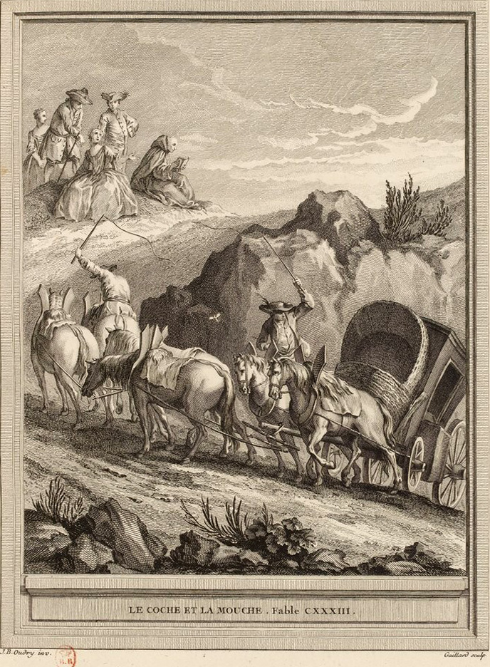 La Mouche Et Le Coche : mouche, coche, Coche, Mouche, Wikipédia