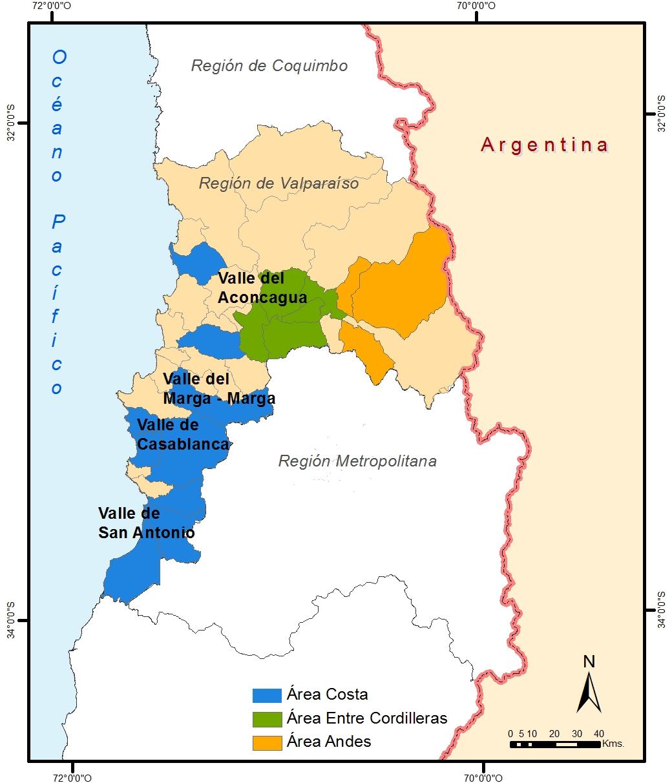 Regin vitcola de Aconcagua  Wikipedia la enciclopedia
