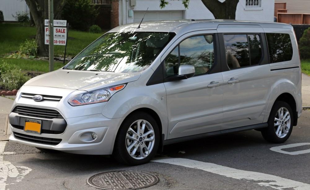 medium resolution of file 2014 ford transit connect wagon titanium lwb front left jpg