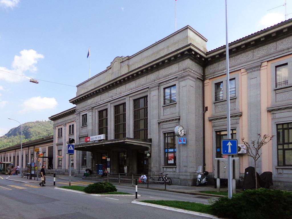 Stazione Di Chiasso Wikipedia