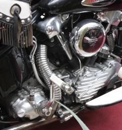 harley davidson knucklehead engine [ 3522 x 2843 Pixel ]