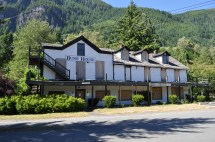 Bush House Country Inn Index Washington Real Haunted Place