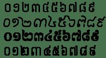 Khmer numerals — Wikipedia Republished // WIKI 2