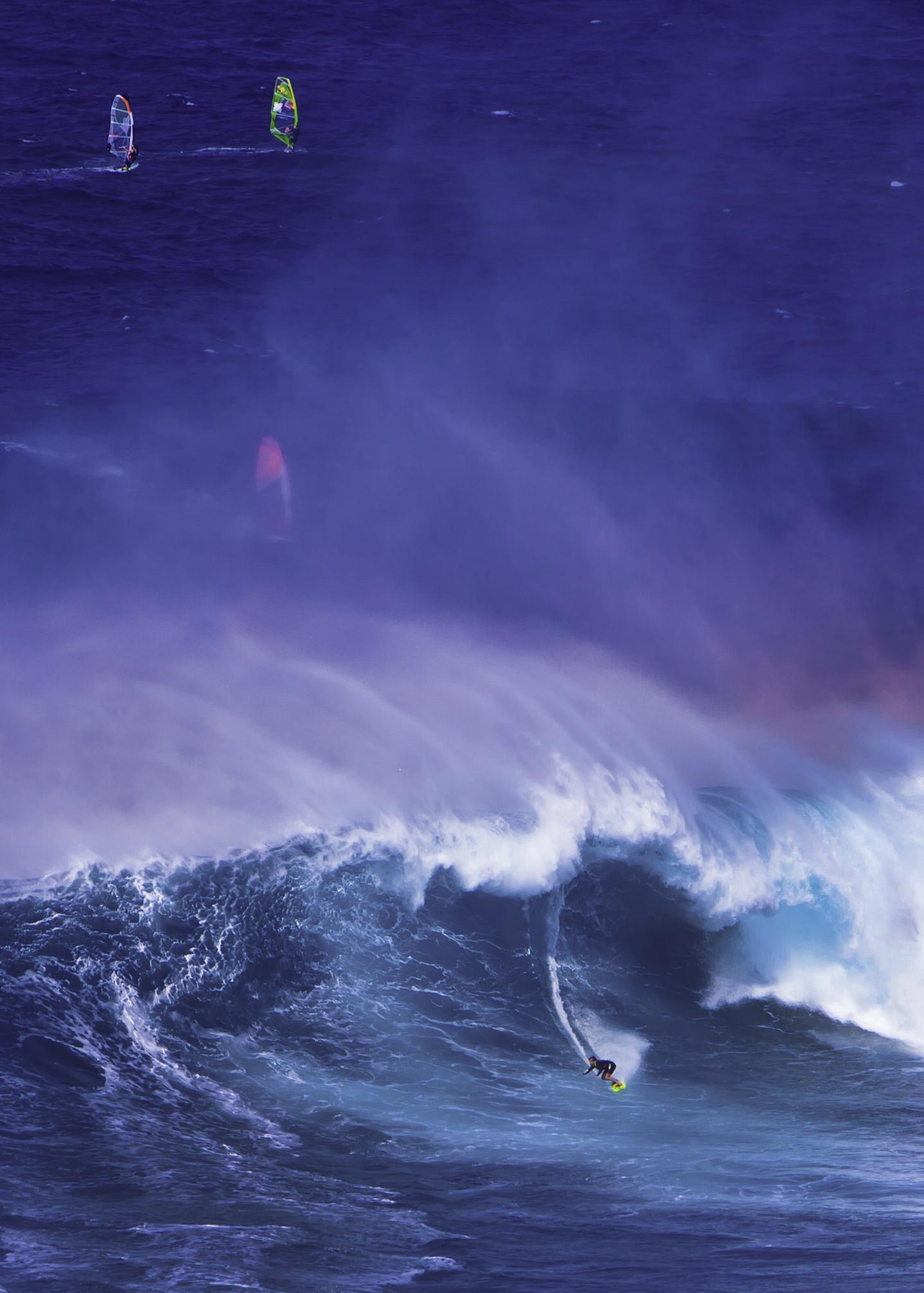 La Plus Grande Vague Du Monde Tsunami : grande, vague, monde, tsunami, Grosses, Vagues, Wikipédia