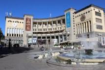 Yerevan Armenia Movie Theater