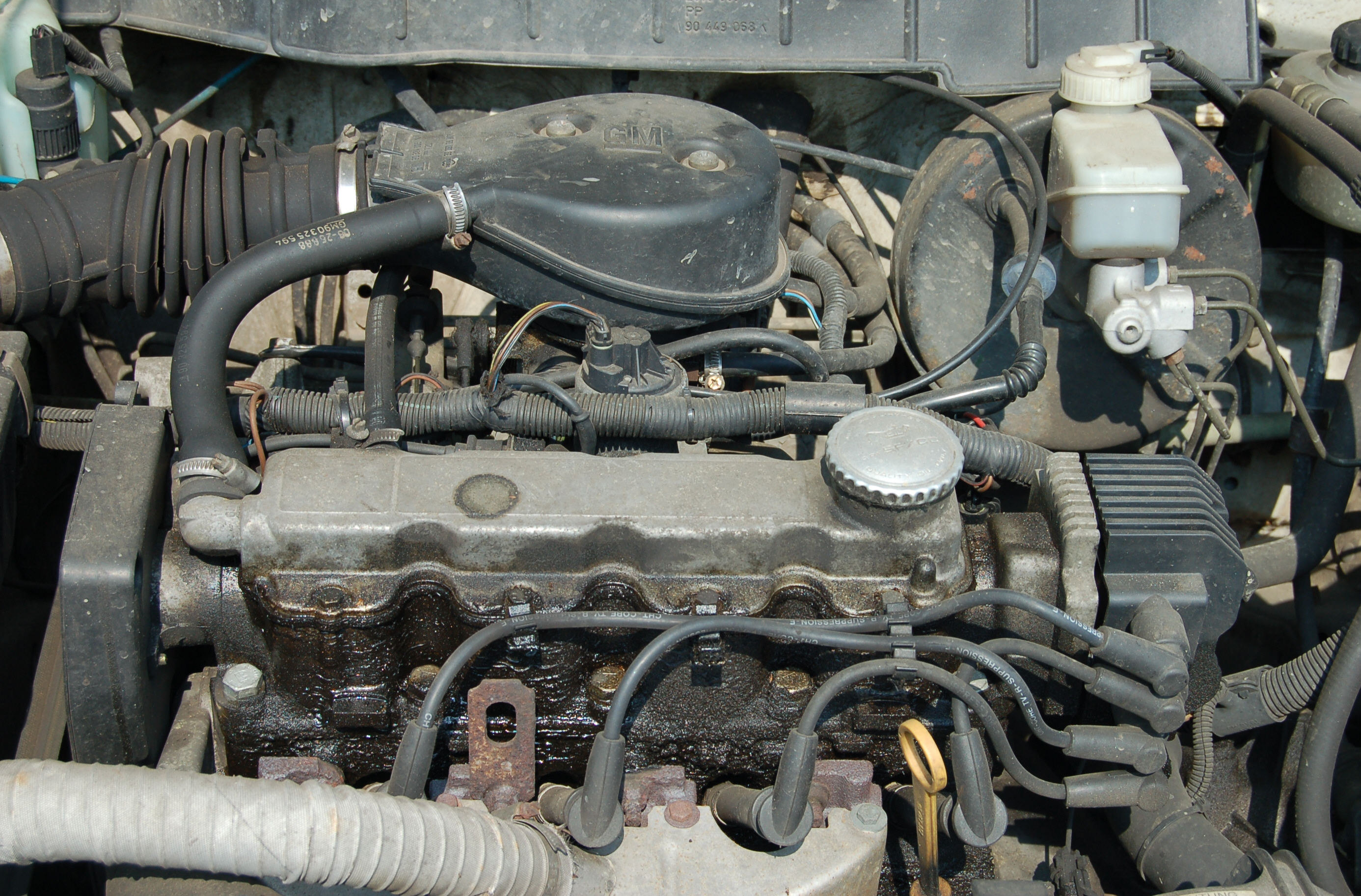 opel astra f 1995 wiring diagram 2007 chevy tahoe parts 305 engine spark plug get free image