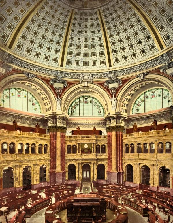 File Reading Room Library Of Congress Washington