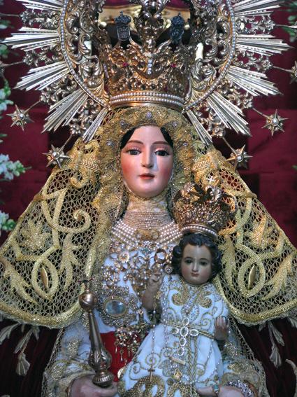 Virgen de la Cabeza Rute  Wikipedia la enciclopedia libre