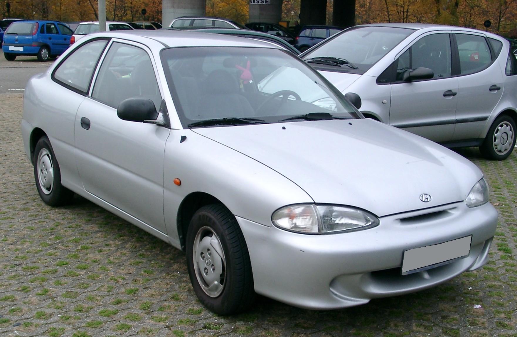 Hyundai Accent Wikipedia