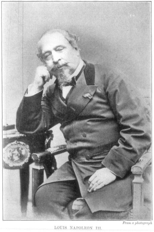 the last known photo of Emperor Napoleon III, 1872. source: Wikipedia