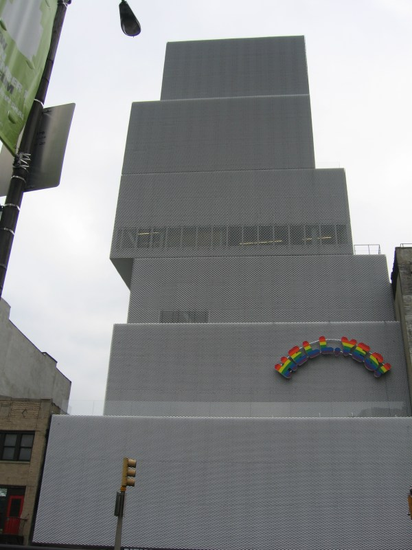 Modern Art Museum New York City