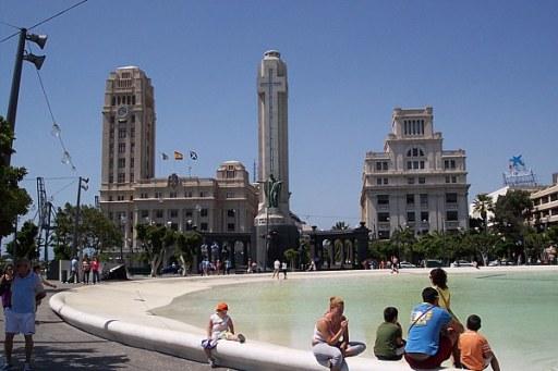 Plaza de España(Santa Cruz de Tenerife)