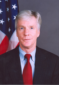 Ryan C. Crocker, U.S. Ambassador to Iraq