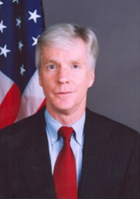 Ryan C. Crocker, U.S. Ambassador to Pakistan. ...