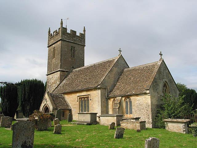 Church of St. Mary the Virgin, Sopworth