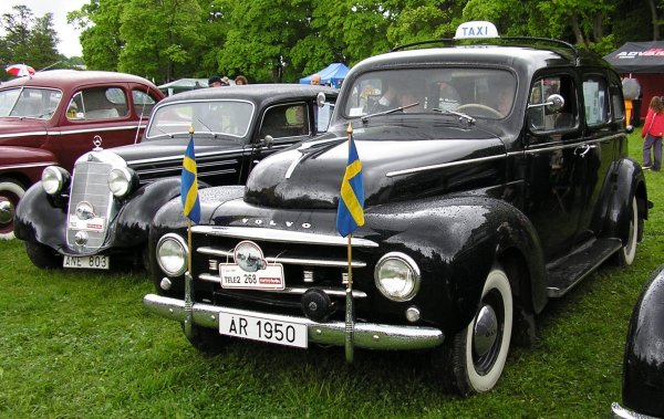 Volvo City Taxi Wikipedia - Year of Clean Water