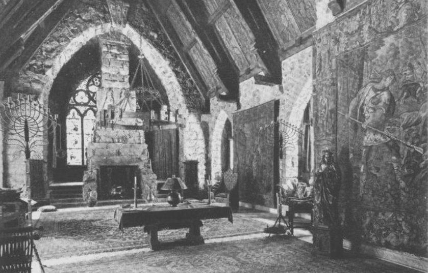 FileWyntoon Maybeck 1906 Great Hall Interiorjpg