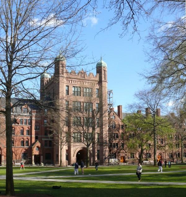 File Yale University Campus